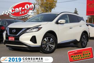 Used 2019 Nissan Murano LOADED NAV PANO ROOF APPLE CAR PLAY for sale in Ottawa, ON