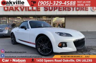 Used 2014 Mazda Miata MX-5 GS | MANUAL | TRUE DRIVERS CAR | HARDTOP for sale in Oakville, ON