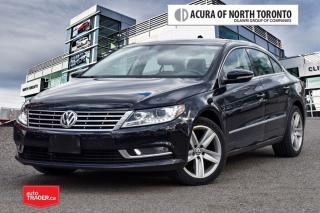 Used 2015 Volkswagen Passat CC Sportline 2.0T 6sp DSG Tip for sale in Thornhill, ON