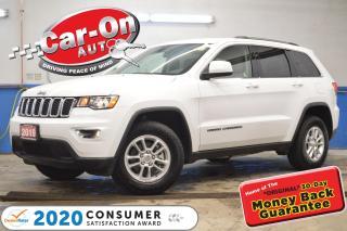 Used 2019 Jeep Grand Cherokee LAREDO REAR CAM NAV READY APPLE CARPLAY for sale in Ottawa, ON