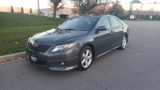 Used 2011 Toyota Camry 4dr Sdn I4 Auto SE | One Owner | Accident-Free | Bluetooth for sale in Vaughan, ON