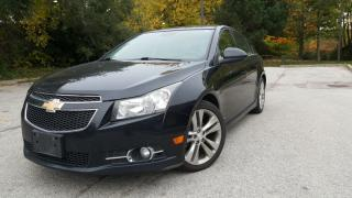 Used 2012 Chevrolet Cruze for sale in Scarborough, ON