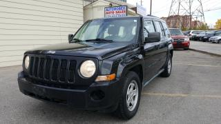 Used 2010 Jeep Patriot for sale in Scarborough, ON
