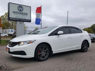 Used 2013 Honda Civic SI for sale in Cambridge, ON