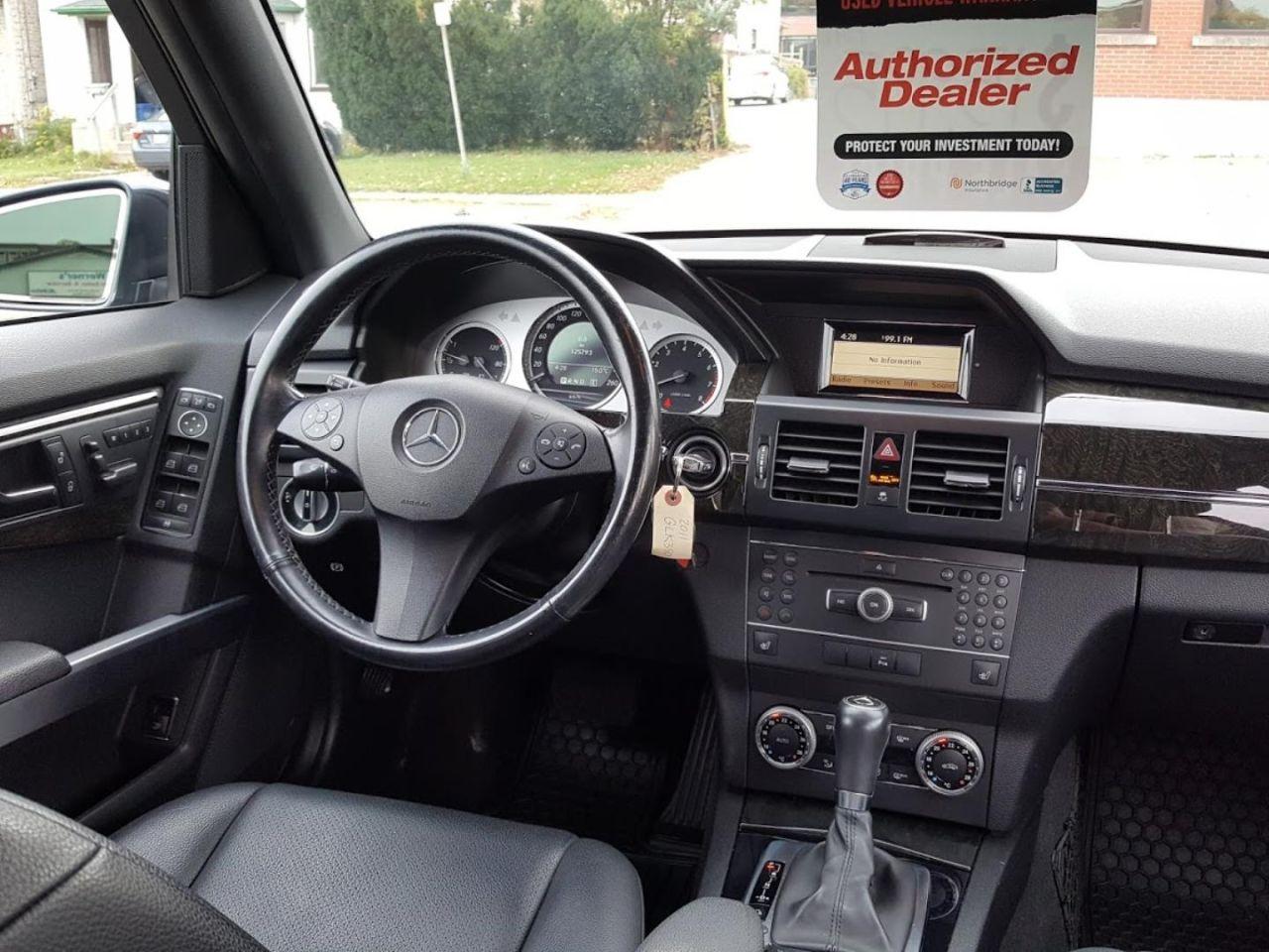 2011 Mercedes-Benz GLK350