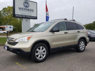 Used 2008 Honda CR-V EX 4WD AT for sale in Cambridge, ON