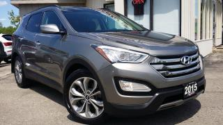 Used 2015 Hyundai Santa Fe Sport 2.0T AWD - LEATHER! SUNROOF! BACK-UP CAM! PANO ROOF! for sale in Kitchener, ON
