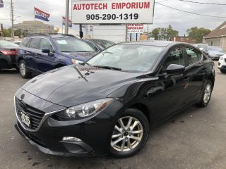Used 2015 Mazda MAZDA3 GS convenience Pkg Camera/Navigation/Alloys for sale in Mississauga, ON