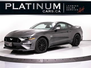Used 2018 Ford Mustang GT 5.0, 6 SPEED, PERFORMANCE PKG, CAM, BLUETOOTH, for sale in Toronto, ON
