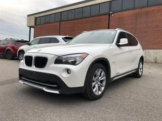 Used 2012 BMW X1 xDrive28i, PANO, Heated LEATHER, Bluetooth for sale in Toronto, ON
