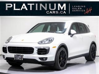 Used 2016 Porsche Cayenne S, NAVI, CAMERA, HEATED/COOLED SEATS, PANO for sale in Toronto, ON