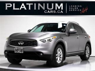Used 2010 Infiniti FX35 NAVI, AUX, SUNROOF, KEYLESS, Heated Seats FX35 for sale in Toronto, ON