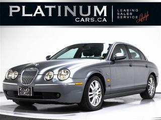 Used 2005 Jaguar S-Type 3, SUNROOF, BLUETOOTH, Heated SEATS, Wood Trim for sale in Toronto, ON