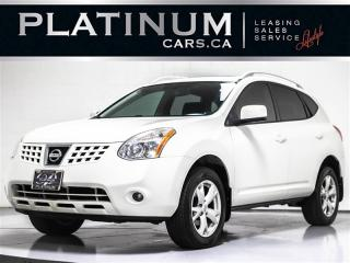 Used 2009 Nissan Rogue S, XM RADIO, USB/AUX, AC for sale in Toronto, ON