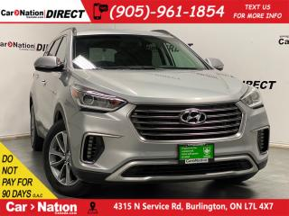Used 2018 Hyundai Santa Fe XL Premium| AWD| BLIND SPOT DETECTION| for sale in Burlington, ON