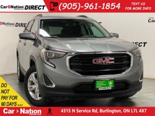 Used 2019 GMC Terrain SLE| AWD| BACK UP CAM| HEATED SEATS| PUSH START| for sale in Burlington, ON