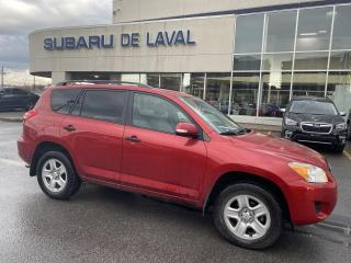 Used 2011 Toyota RAV4 Base 4WD, 3,5L  V6 for sale in Laval, QC