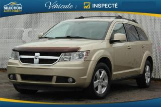 Used 2010 Dodge Journey SXT 7 PASSAGERS FWD for sale in Ste-Rose, QC