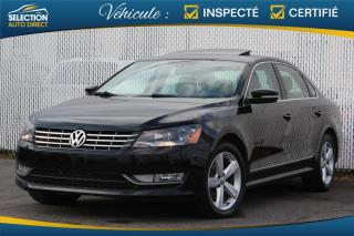 Used 2014 Volkswagen Passat 2,0 TDI Comfortline for sale in Ste-Rose, QC