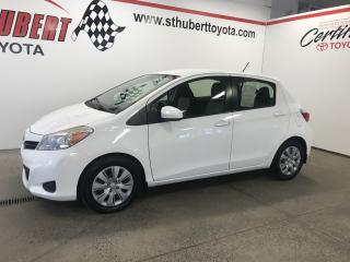 Used 2012 Toyota Yaris 5dr HB Auto LE for sale in St-Hubert, QC