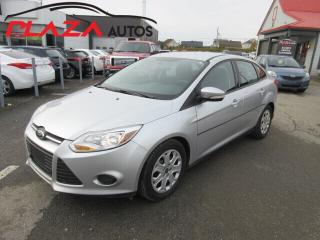 Used 2014 Ford Focus 4dr Sdn SE, BAS KILOMÉTRAGE for sale in Beauport, QC