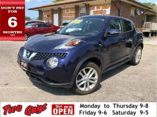 Used 2015 Nissan Juke SV | AWD | Auto | Htd Seats | Bluetooth for sale in St Catharines, ON
