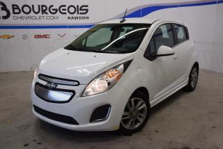 Used 2014 Chevrolet Spark EV *** QUICK CHARGE!! 100% électrique !!! *** for sale in Rawdon, QC