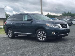 Used 2014 Nissan Pathfinder SL CUIR AWD 7 PASSAGERS BLUETOOTH for sale in St-Malachie, QC