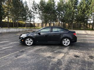 Used 2015 CHEV CRUZE 2LT RS 2WD for sale in Cayuga, ON