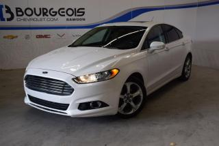 Used 2013 Ford Fusion SE AWD *** TOIT OUVRANT *** for sale in Rawdon, QC