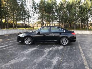 Used 2015 Subaru Legacy AWD for sale in Cayuga, ON