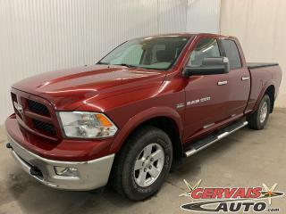 Used 2012 RAM 1500 Outdoorsman 4X4 V8 HEMI Console Mags *Bas Kilométrage* for sale in Shawinigan, QC