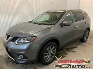 Used 2016 Nissan Rogue SL AWD Cuir Toit panoramique MAGS Caméra for sale in Trois-Rivières, QC