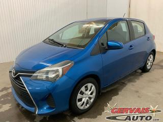 Used 2015 Toyota Yaris LE Automatique Bluetooth A/C for sale in Trois-Rivières, QC