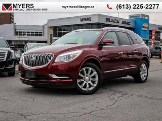 Used 2015 Buick Enclave Premium  PREMIUM, AWD, AUTOMATIC, BACK UP CAM, KEYLESS, REMOTE START for sale in Ottawa, ON