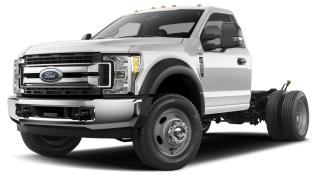 Used 2019 Ford F-550 Chassis XLT for sale in Calgary, AB