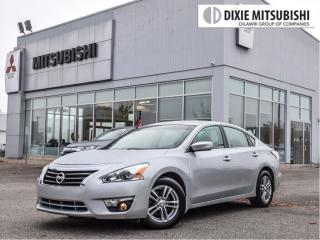Used 2015 Nissan Altima Sedan 2.5 CVT Alloys | No Accidents | Low Kms for sale in Mississauga, ON