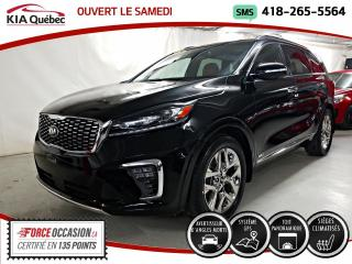Used 2019 Kia Sorento SXL* GPS* TOIT PANO* CUIR* SPECIAL DEMO for sale in Québec, QC