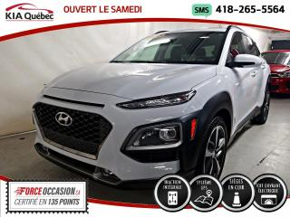 Used 2018 Honda HR-V ULTIMATE* AWD* CECI EST UN HYUNDAI KONA* for sale in Québec, QC