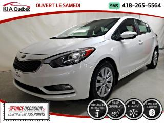 Used 2015 Kia Forte5 LX+* AT* SIEGES CHAUFFANTS* A/C* for sale in Québec, QC