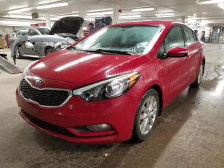 Used 2015 Kia Forte LX+* TOIT* AT* A/C* SIEGES CHAUFFANTS* for sale in Québec, QC