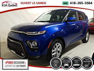 Used 2020 Kia Soul EX* CAMERA* SIEGES CHAUFFANTS* CARPLAY* for sale in Québec, QC