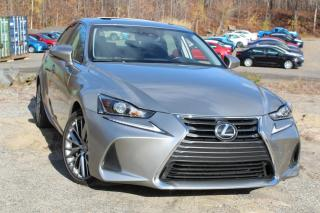 Used 2017 Lexus IS 300 Berline 4 portes traction intégrale for sale in Shawinigan, QC