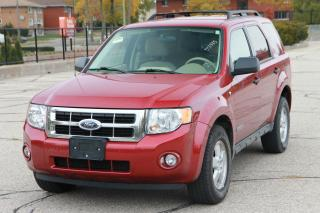 Used 2008 Ford Escape XLT v6 | 4x4 | CERTIFIED for sale in Waterloo, ON