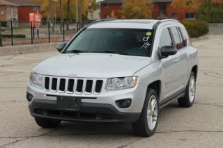 Used 2011 Jeep Compass Limited 70 Anniversary | Leather | 4x4 | CERTIFIED for sale in Waterloo, ON