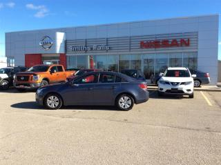 Used 2013 Chevrolet Cruze LT Turbo for sale in Smiths Falls, ON