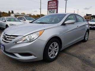 Used 2013 Hyundai Sonata GLS BLUE TOOTH !!  HEATED SEATS !!  LOW KMS !! for sale in Cambridge, ON