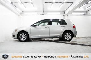 Used 2015 Volkswagen Golf Automatique Trendline 1.8 TSI + Bluetooth + Mag for sale in Québec, QC
