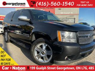 Used 2010 Chevrolet Suburban LTZ | AWD | LEATHER | NAVI | BU CAM | ROOF | for sale in Georgetown, ON