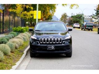 Used 2014 Jeep Cherokee SPORT 4X4 for sale in Vancouver, BC